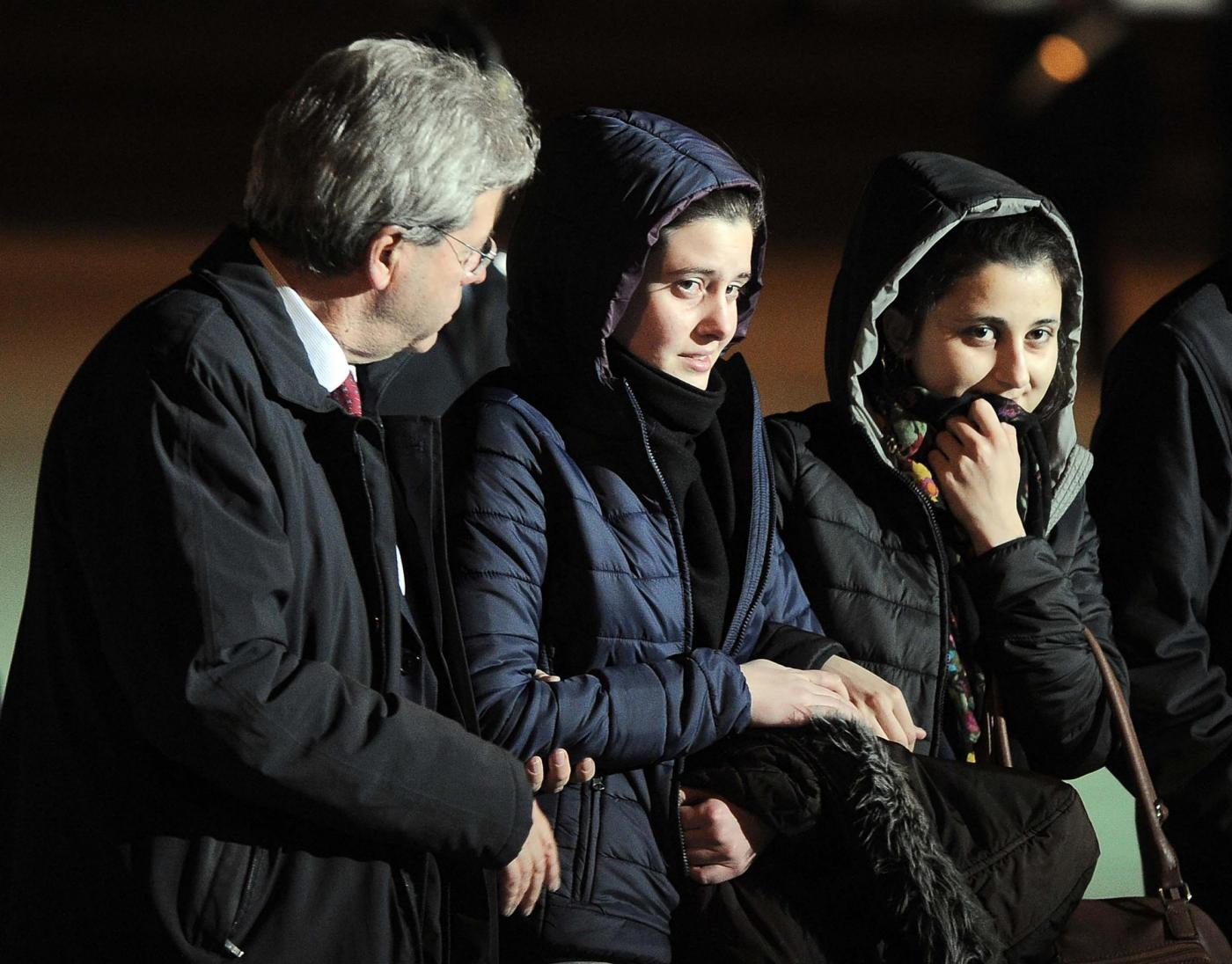 Italiane rapite in Siria, Greta Ramelli e Vanessa Marzullo: «Volevamo solo aiutare»