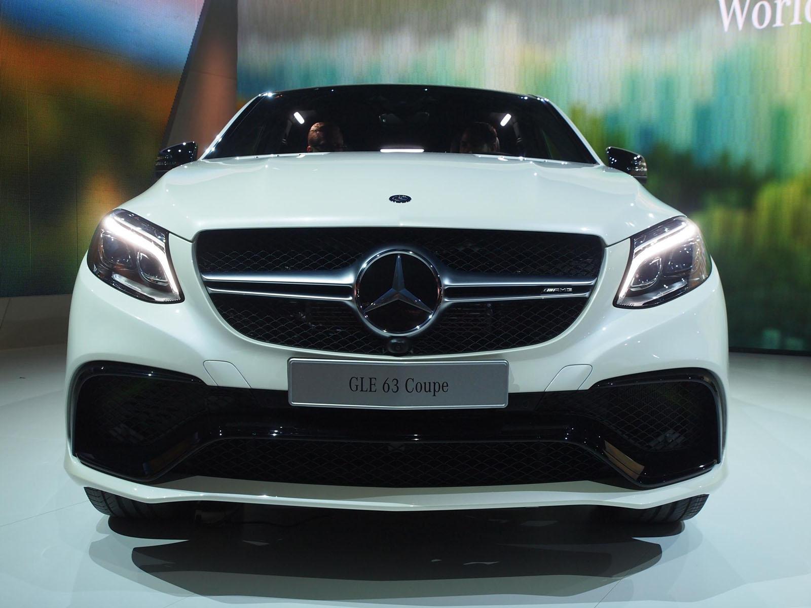 Mercedes GLE 63 AMG Coupé: motore e dati tecnici