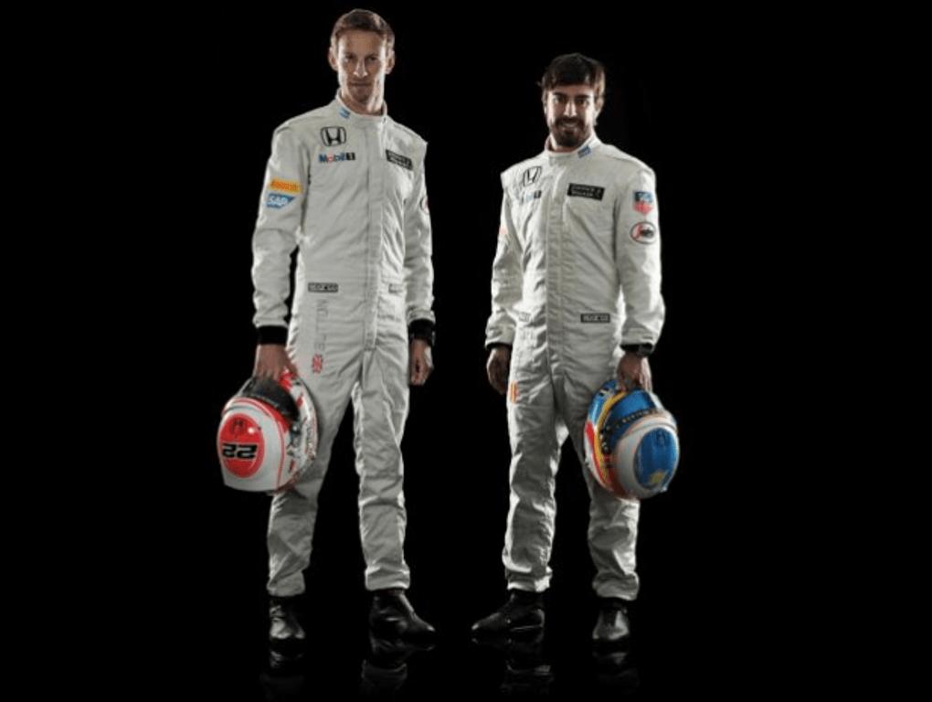 La nuova McLaren Honda di Fernando Alonso