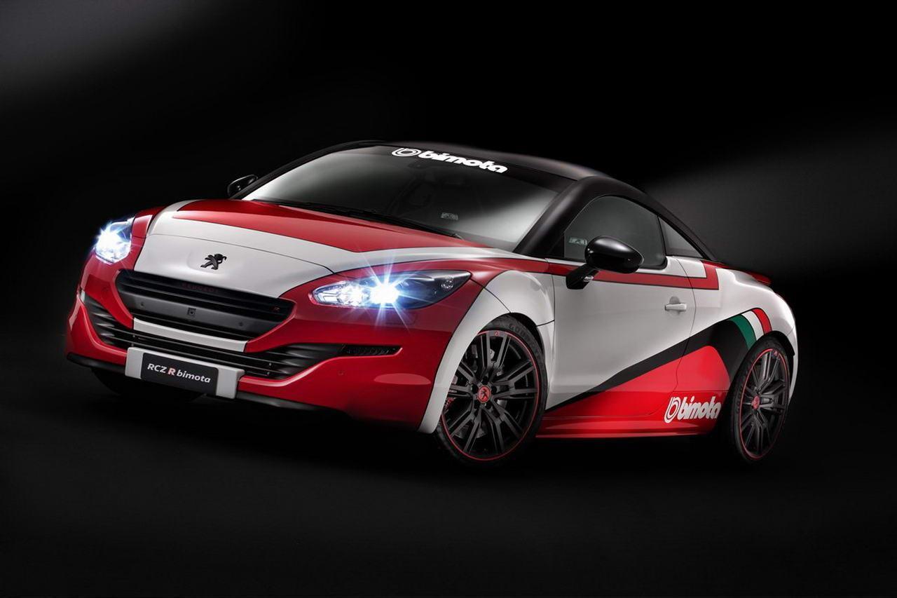 Peugeot RCZ R Bimota: motore e caratteristiche