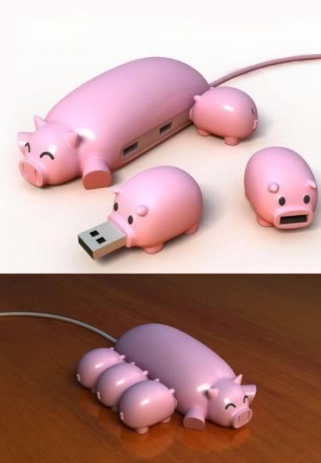 Piggie HUB