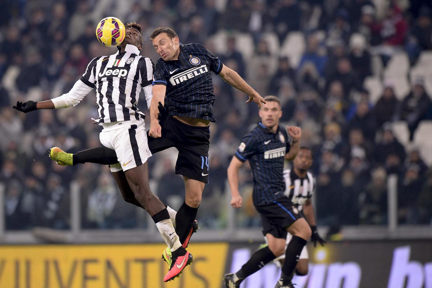 Juventus vs Inter 1-1: terzo pari di fila allo Stadium