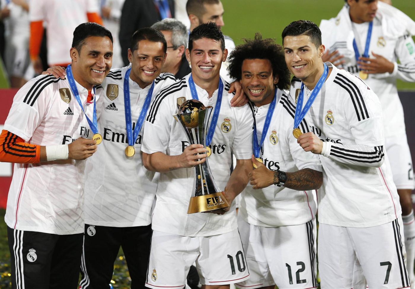Real Madrid: blocco del mercato come il Barcellona?