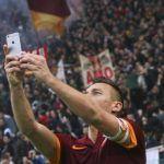 Gli auguri vip per i 40 anni di Francesco Totti