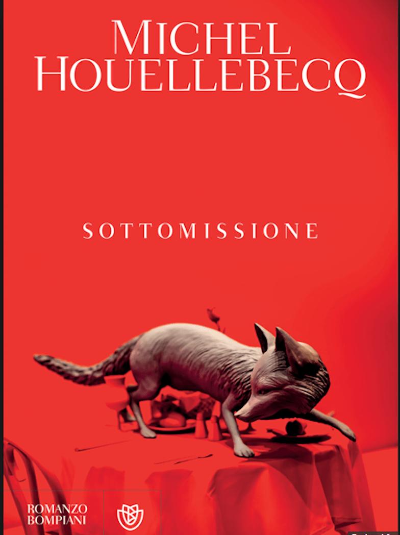 Sottomissione, libro Michel Houellebecq