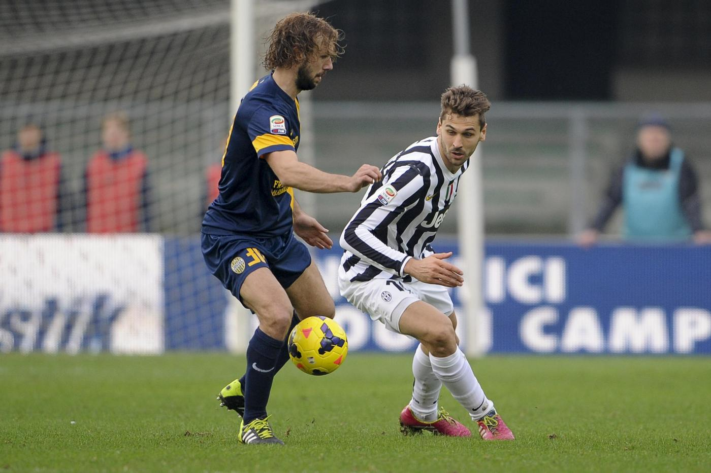 Coppa Italia, la Juventus sommerge il Verona per 6-1
