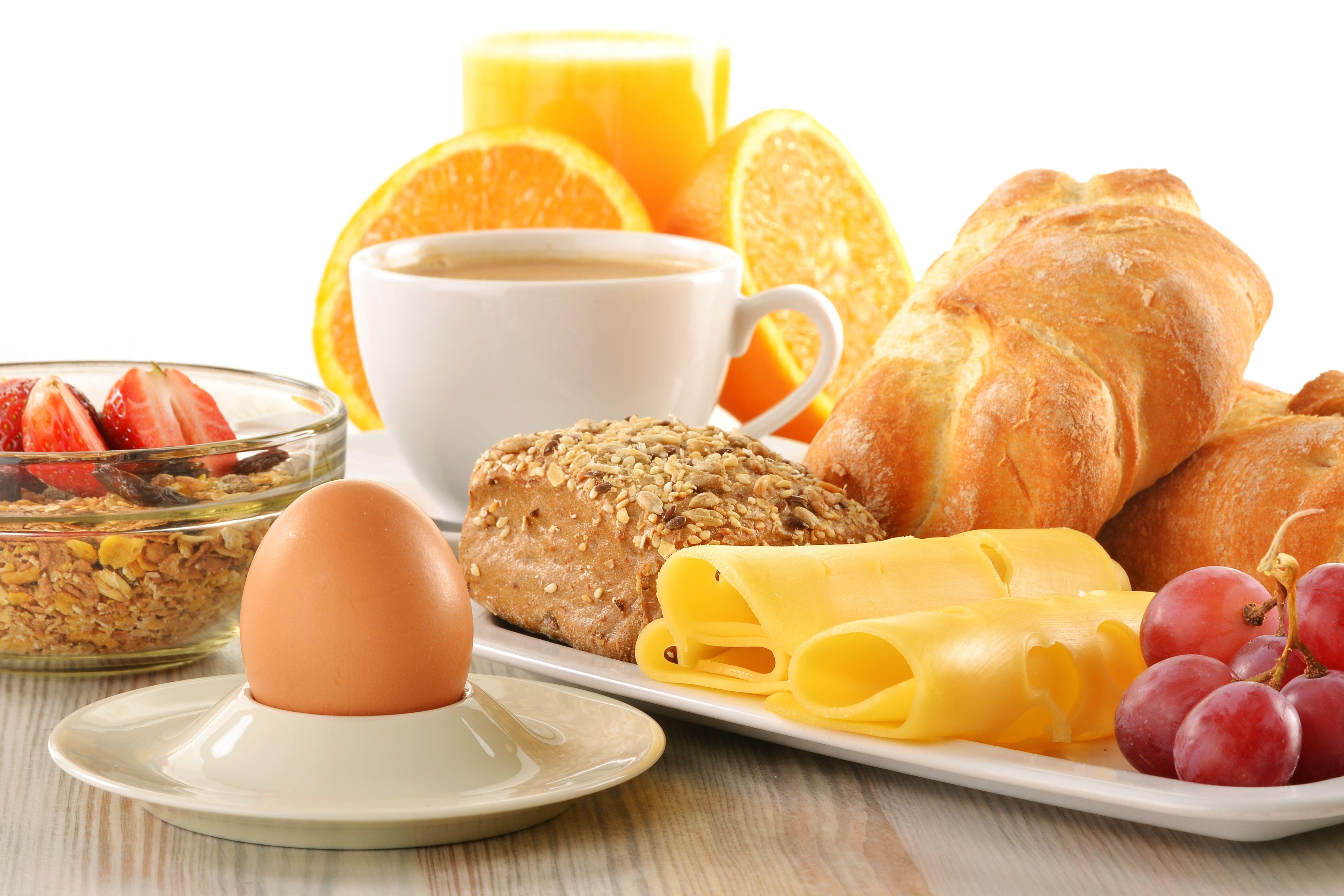 alimenti per la prima colazione