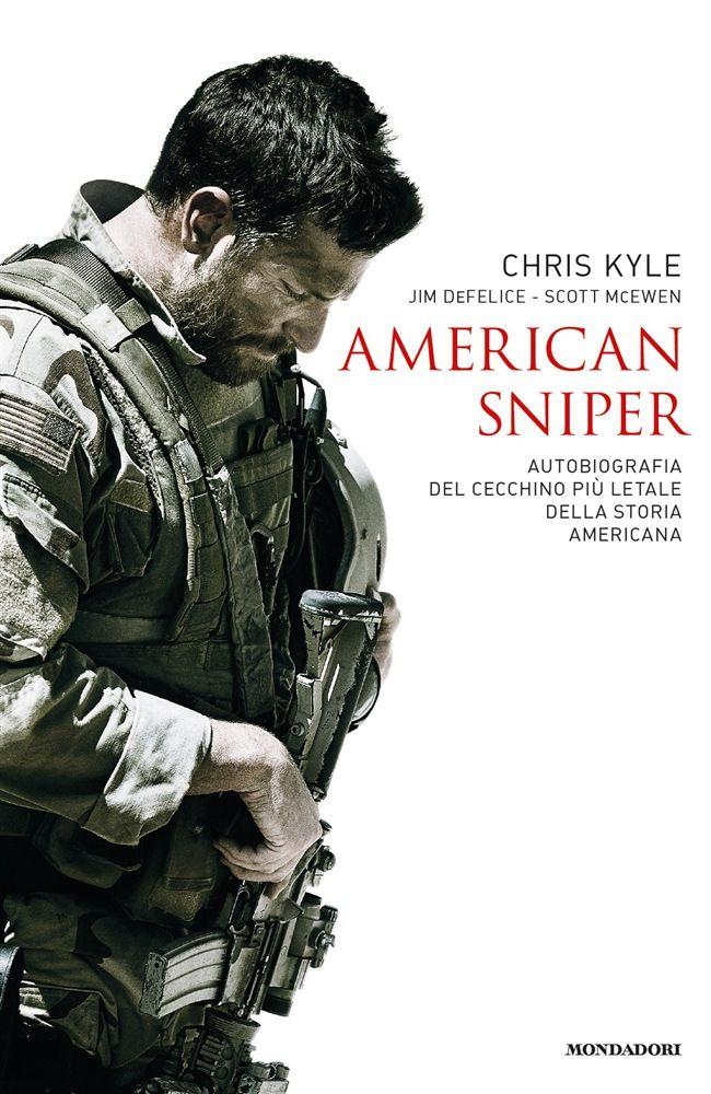 american sniper, cover libro