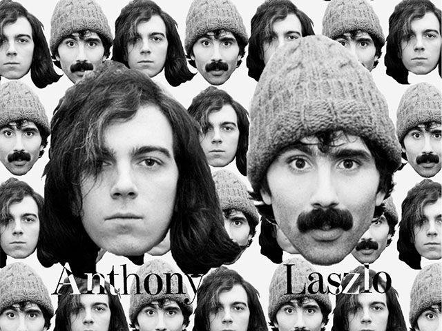 Anthony Laszlo nuovo album 2015
