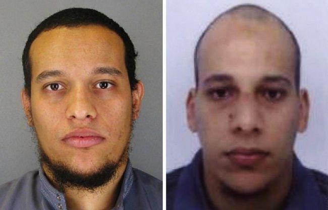 Attentato a Parigi, chi sono i presunti killer della strage al Charlie Hebdo