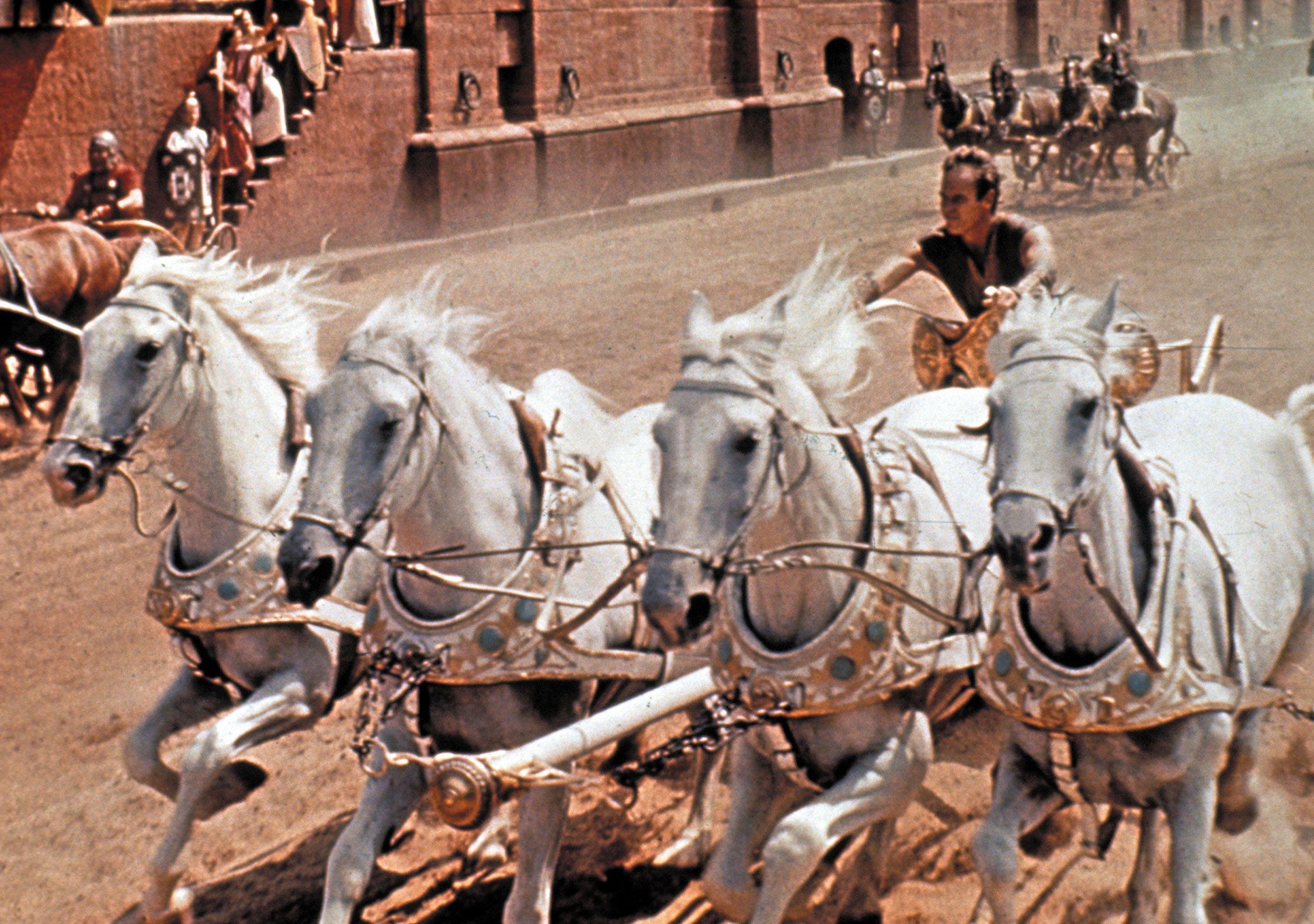 Ben-Hur a Matera: il remake verrà girato nella città dei Sassi dal 2 febbraio 2015