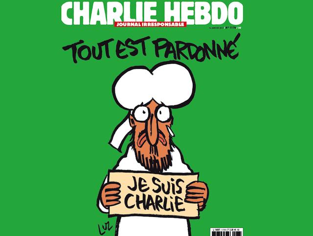 Charlie Hebdo italiano: sfoglia il giornale con la traduzione