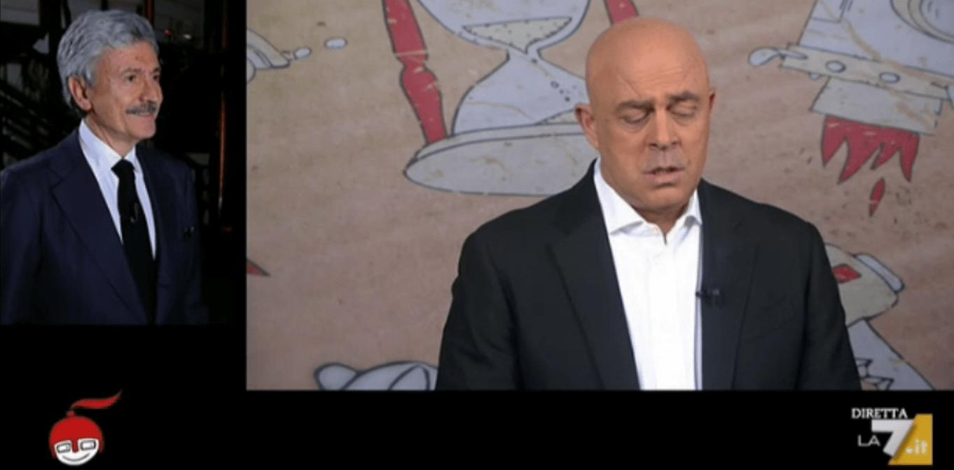 DiMartedì, Maurizio Crozza con la copertina a La 7: 'Il PD? Un reality di disgraziati'