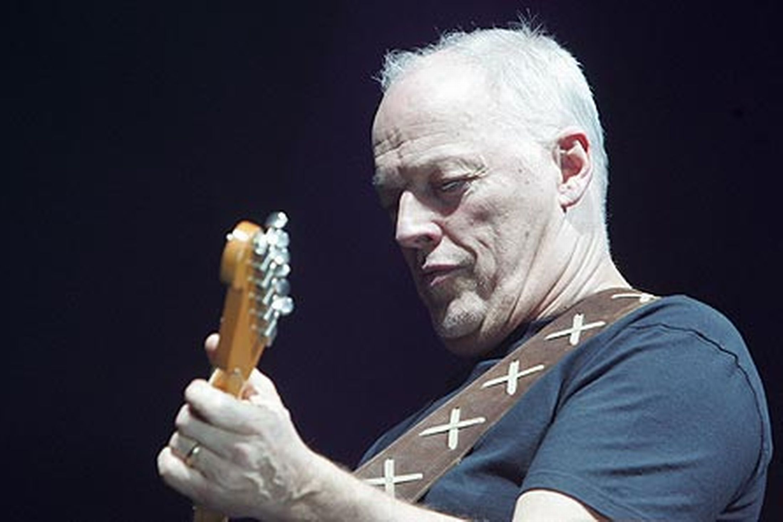 David Gilmour tour 2015