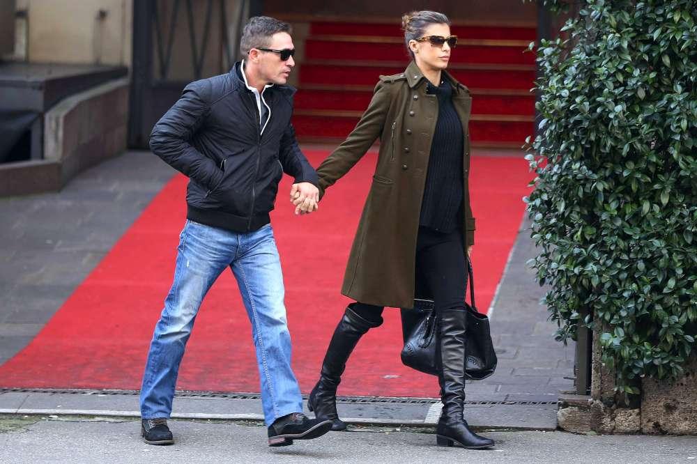 Elisabetta Canalis e Brian Perri: voci di crisi, dopo 5 mesi di matrimonio