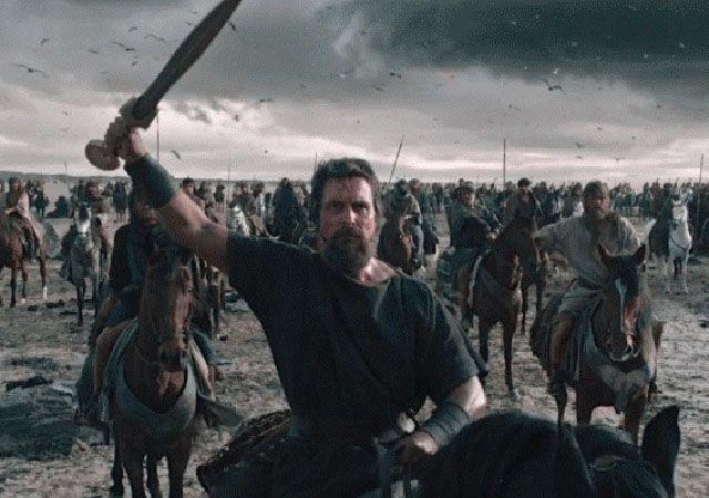 Exodus – Dei e Re: trailer italiano e trama del film di Ridley Scott con Christian Bale