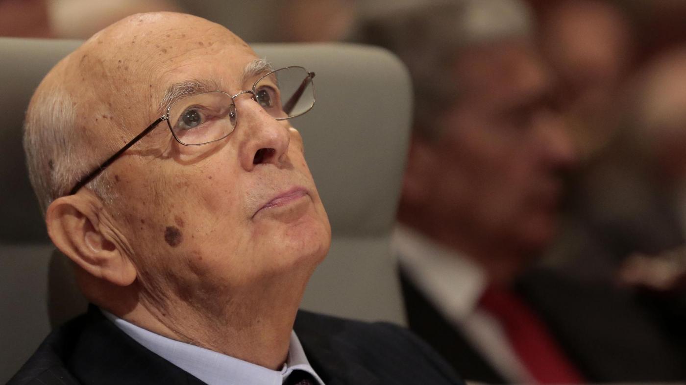 Giorgio Napolitano dimissioni: Pietro Grasso prende il suo posto