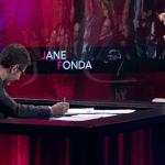 Jane Fonda, l'attrice a Che tempo che fa: 'Vera femminista da quando sono single'