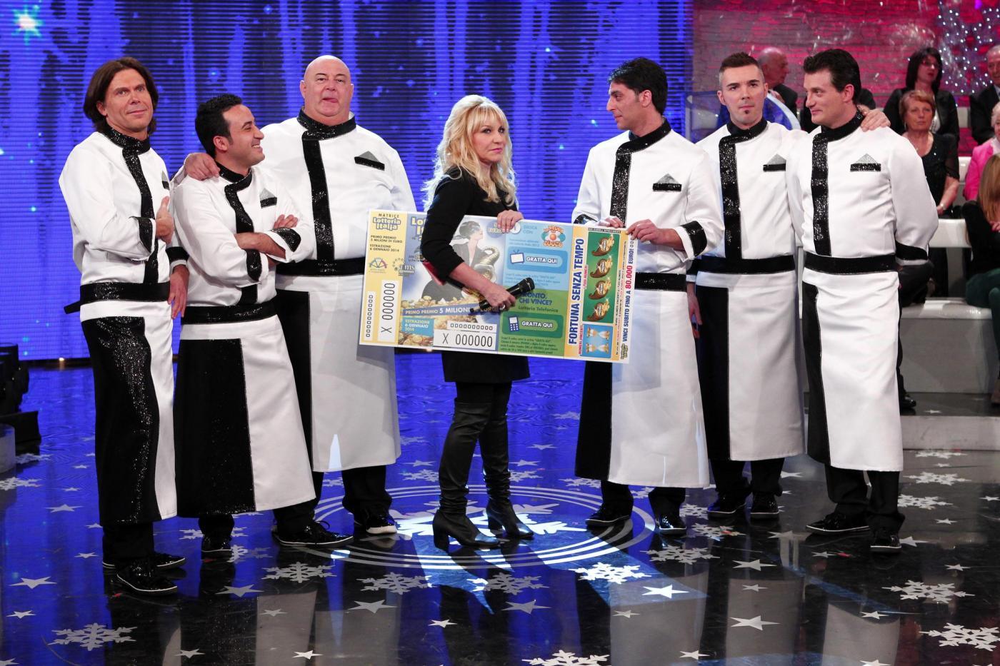 Lotteria Italia 2015: biglietti estratti durante La prova del cuoco