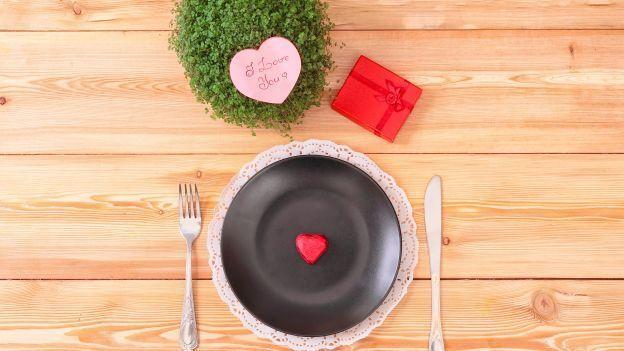 menu san valentino