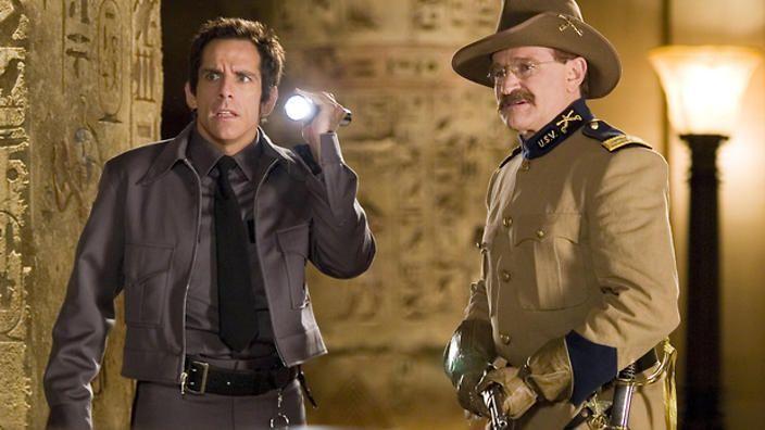 Notte al Museo 3 - Il Segreto del Faraone trailer italiano trama