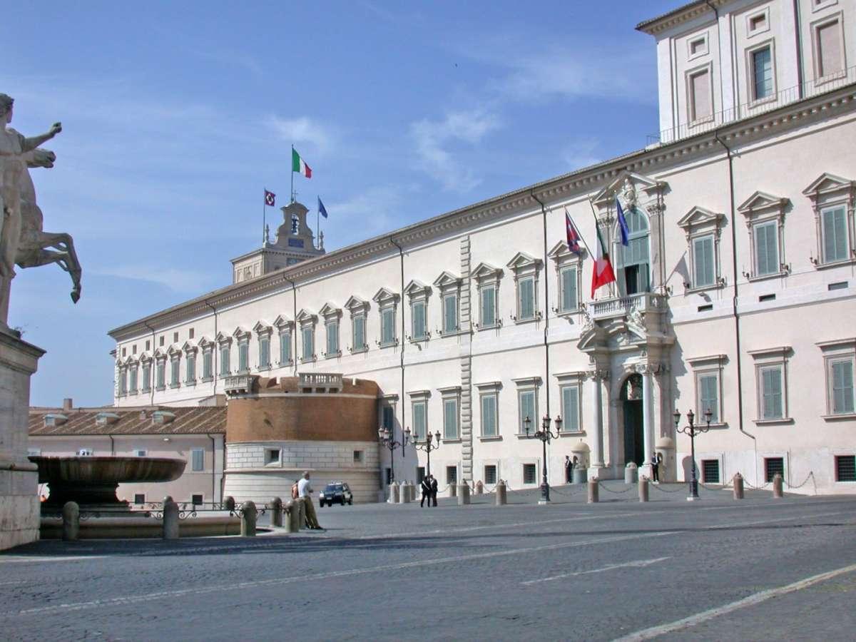 Palazzo del Quirinale: alla scoperta della Presidenza della Repubblica