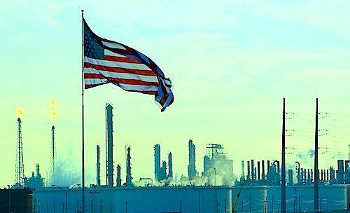 petrolio negli stati uniti