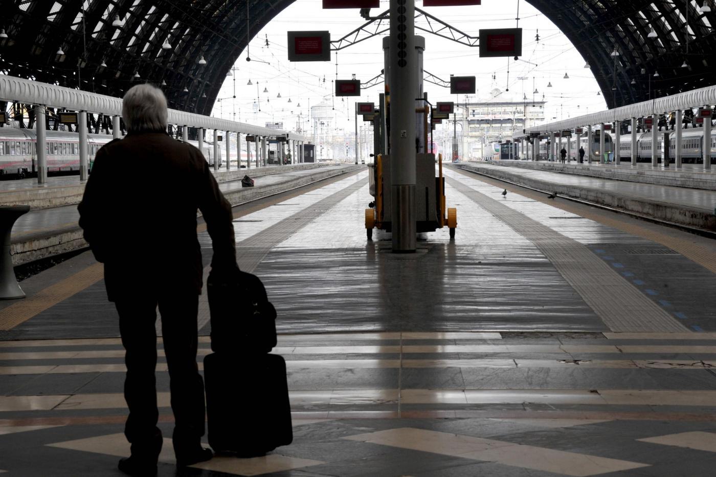 Sciopero treni a Milano il 7 e l'8 febbraio 2015: orari e modalità