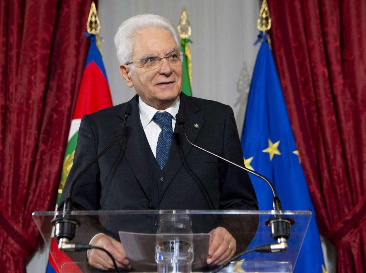 Sergio Mattarella Presidente della Repubblica: eletto con 665 voti