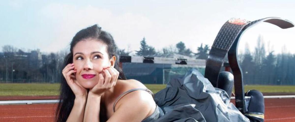 Giusy Versace a Domenica Live: la vita dopo la vittoria a Ballando con le stelle