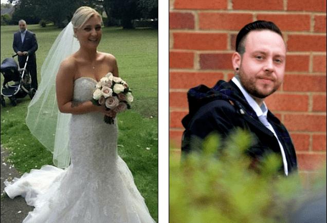 Picchiata dal marito la notte del matrimonio perchè l'abito nuziale non si sfila