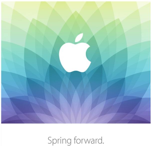 Apple presentazione 9 marzo