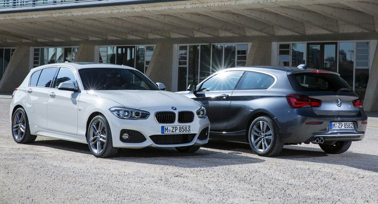 BMW 1 Series Facelift 455