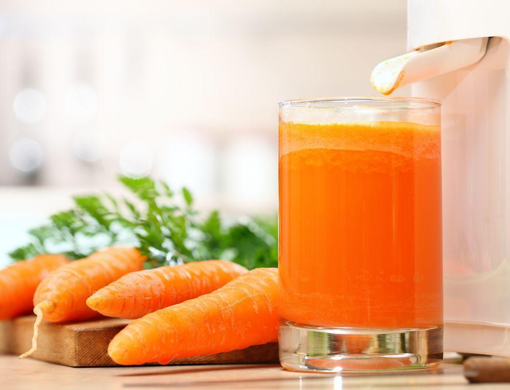 Centrifugati di frutta e verdura per stare bene