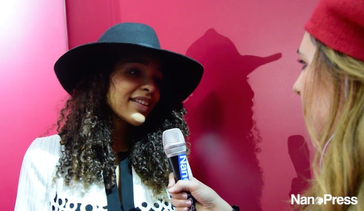 Chanty al Festival di Sanremo 2015 con 'Ritornerai': intervista