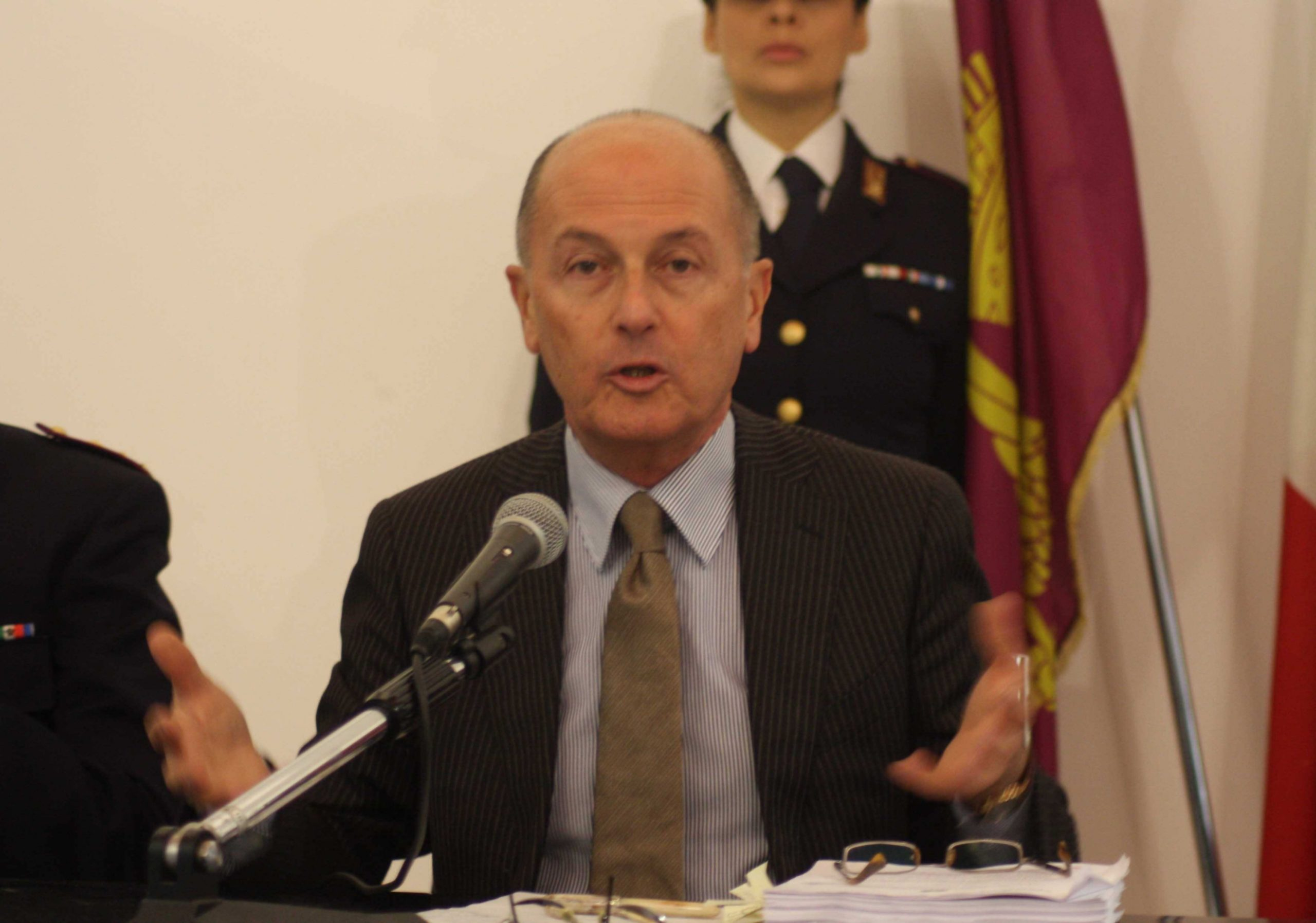 Collaboratori di giustizia, Dino Petralia: «C'è distacco» – INTERVISTA