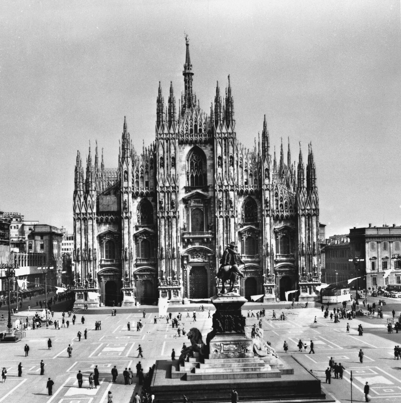 Milano spiegata ai turisti di Expo 2015