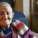 La donna più vecchia del mondo è italiana: Emma Morano ha 117 anni