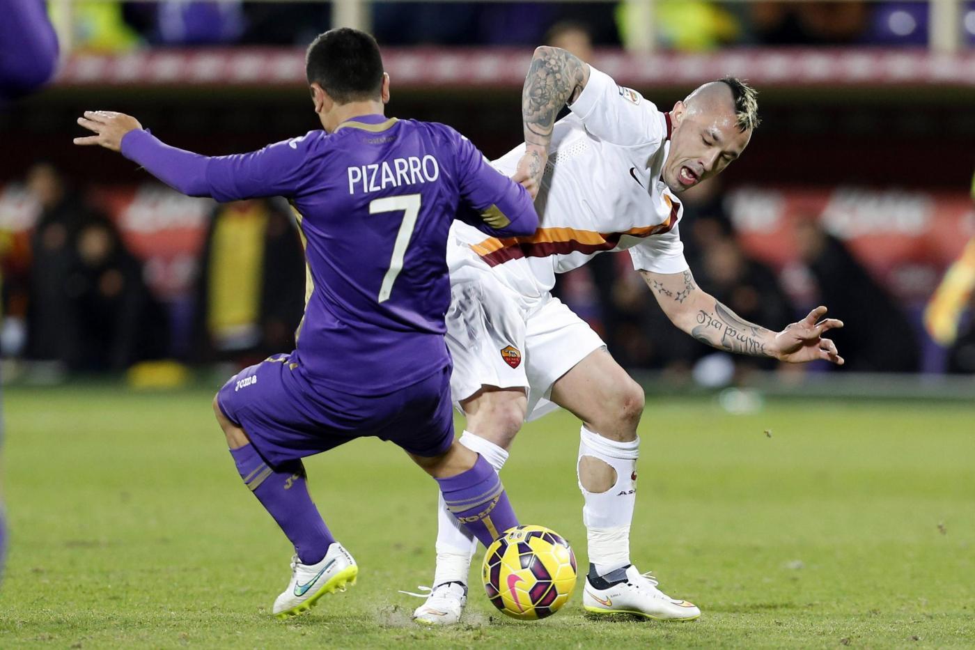 Fiorentina vs Roma Coppa Italia 150x150