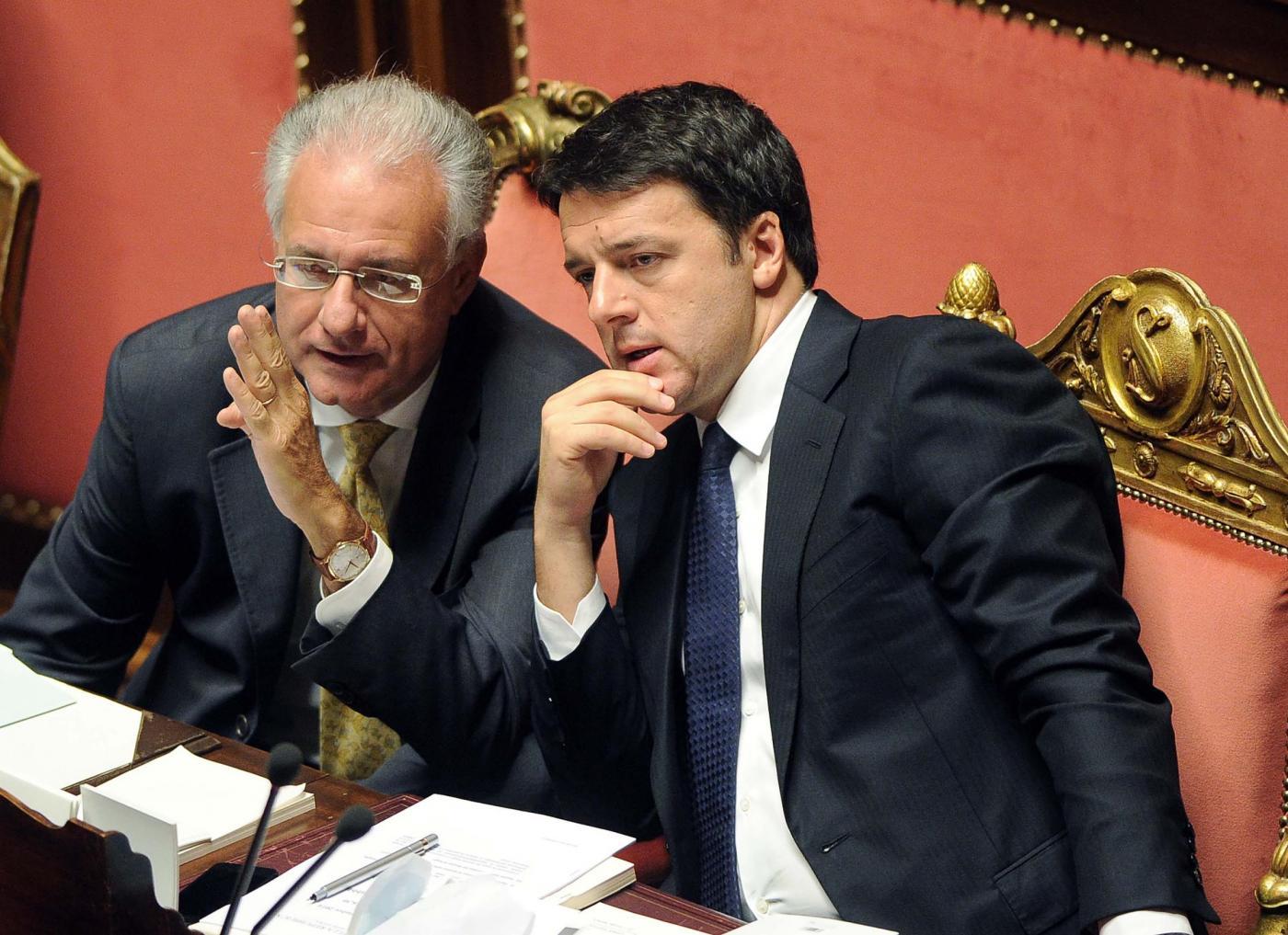 Scelta Civica, PD conquista 6 senatori
