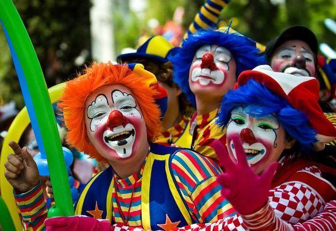 Giochi e scherzi di Carnevale