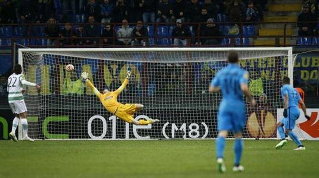 Europa League, Inter-Celtic 1-0: Guarin magia, nerazzurri agli ottavi