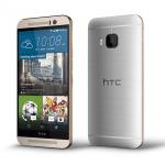 HTC One M9, il più elegante del MWC 2015