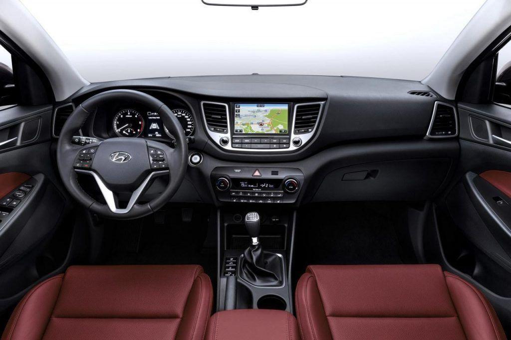 Hyundai Tucson interni 1024x682