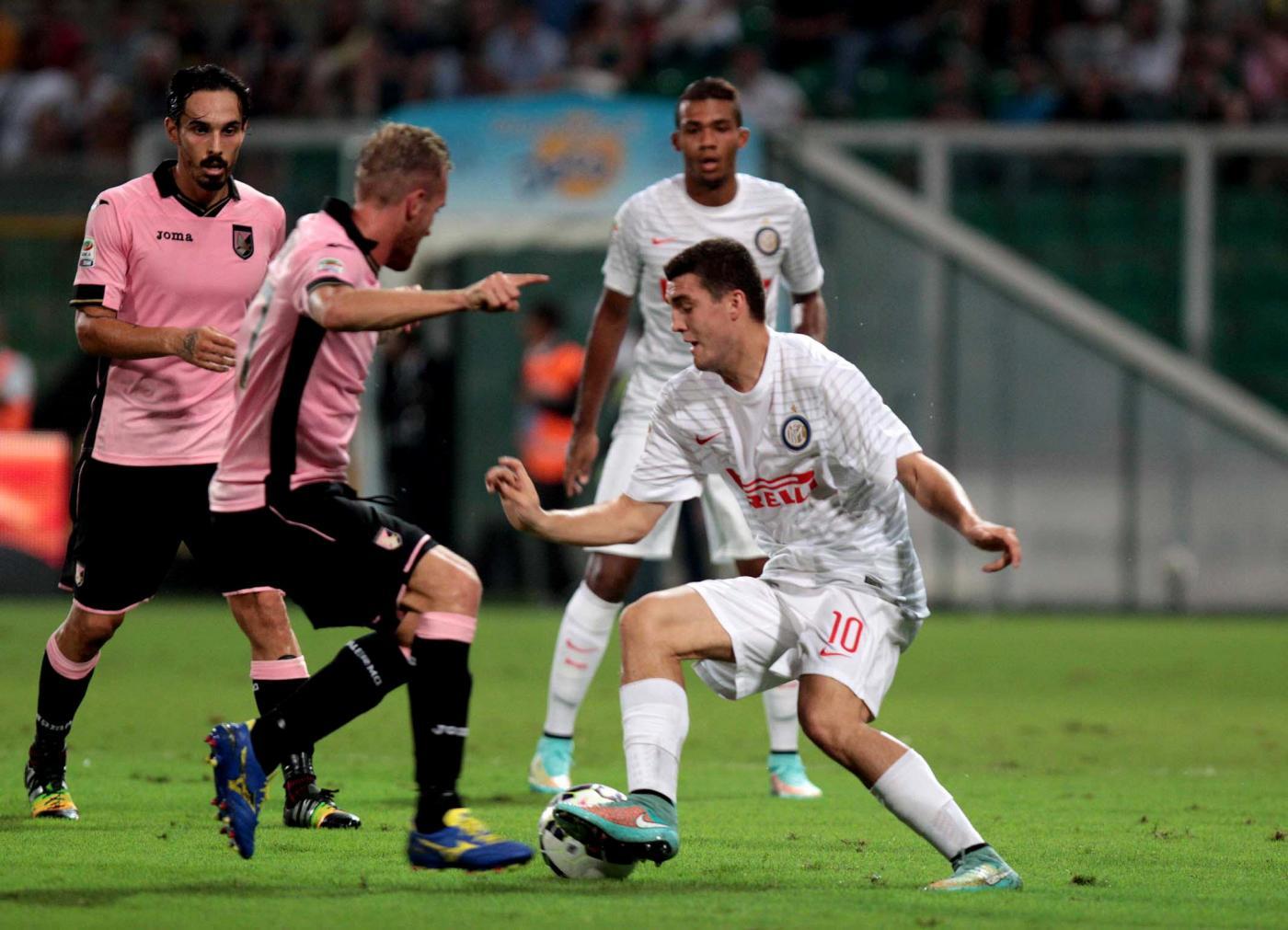 Inter vs Palermo 3-0: finalmente una buona prova dei neroazzurri