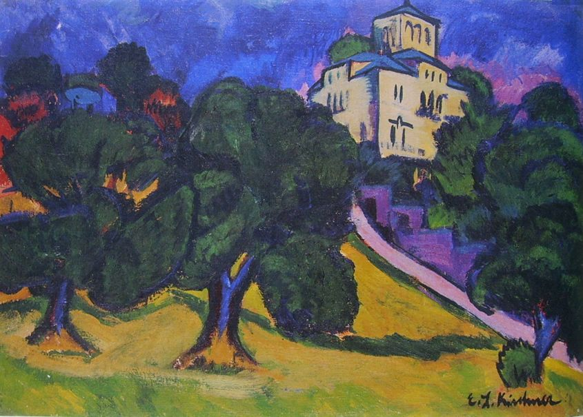 Mostra Espressionismo a Genova: a Palazzo Ducale dal 5 marzo al 12 luglio 2015