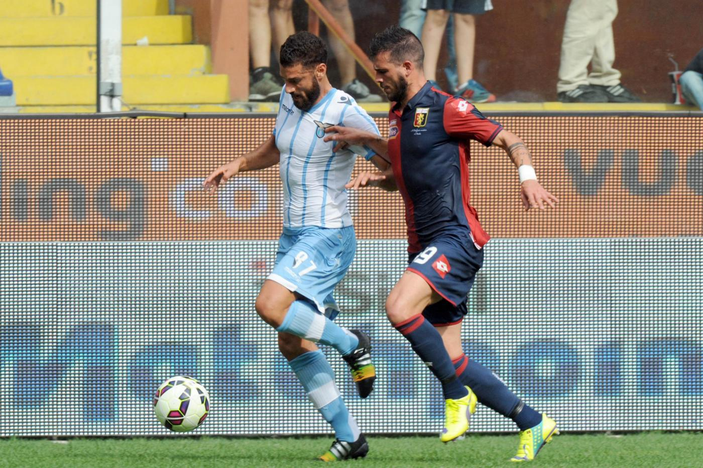 Lazio vs Genoa 0-1: un altro capitombolo per Pioli