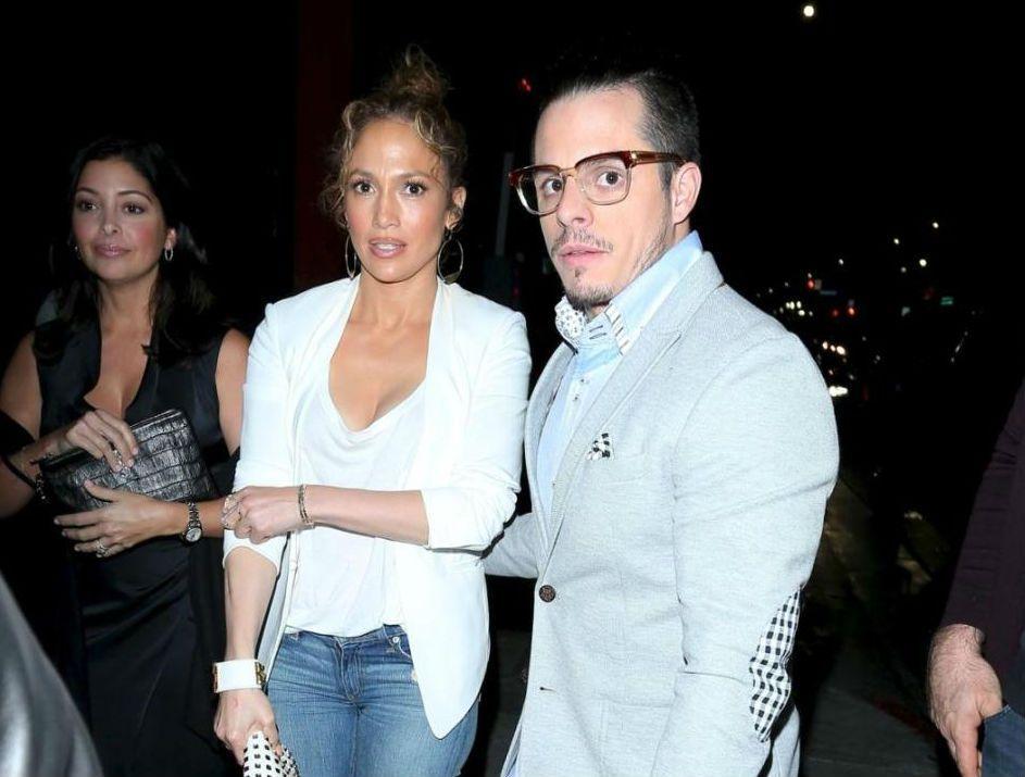 Jennifer Lopez e Casper Smart, gli ex fidanzati avvistati insieme: è di nuovo amore?
