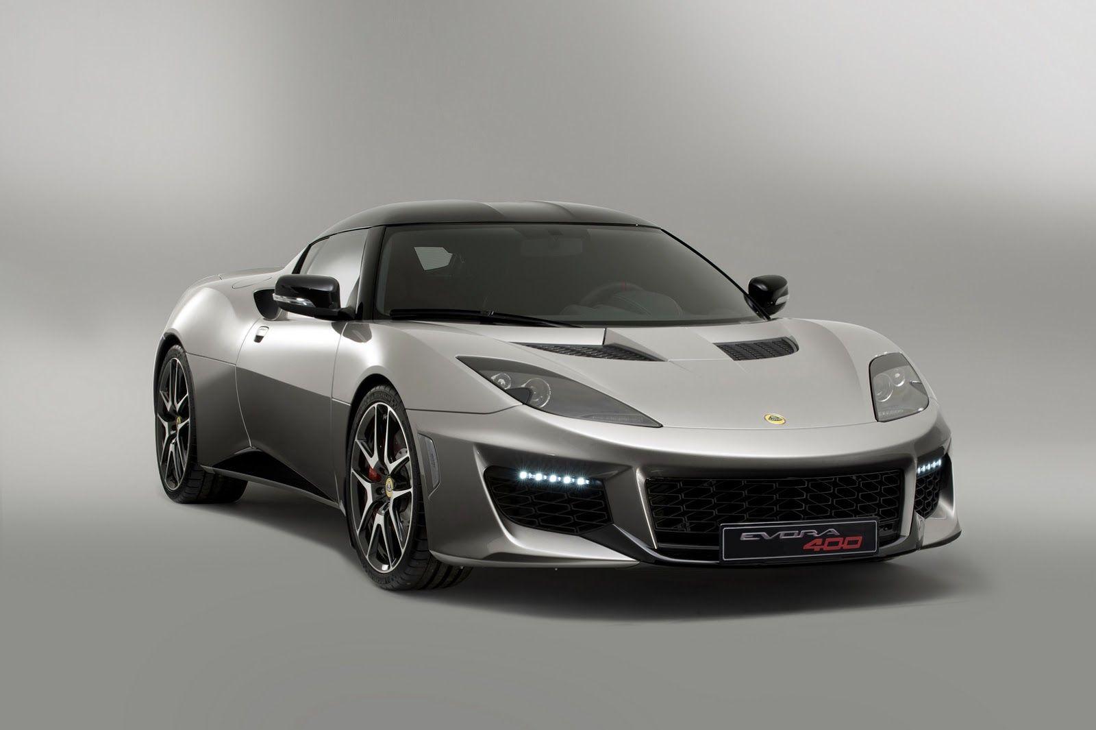 Lotus Evora 400: motore e dati tecnici