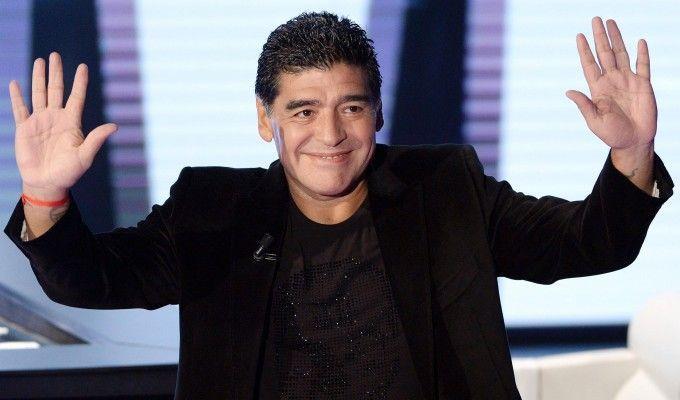 Maradona il 5 luglio a Napoli per la cittadinanza onoraria